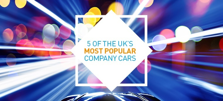 5 of the UK's Most Popular Company Cars