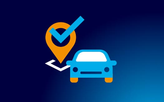 What to do when your rental vehicle arrives